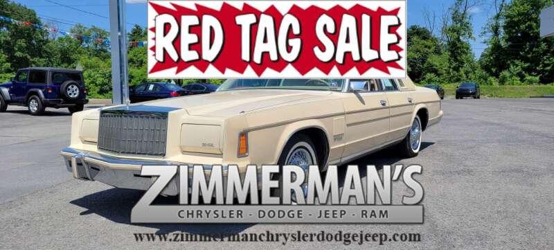 1979 Chrysler New Yorker for sale in Sunbury, PA
