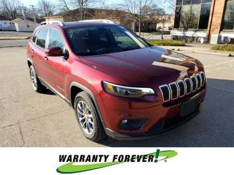 2020 Jeep Cherokee for sale at LeMond's Chevrolet Chrysler in Fairfield IL