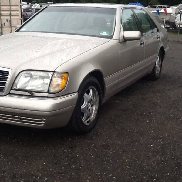 1997 Mercedes-Benz S-Class for sale at Lance Motors in Monroe Township NJ