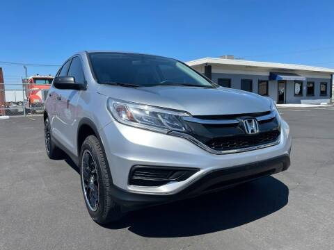 2016 Honda CR-V for sale at Approved Autos in Sacramento CA