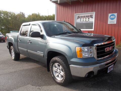 2010 GMC Sierra 1500 for sale at Adams Automotive in Hermon ME