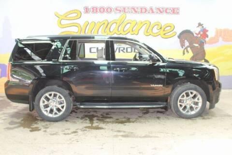 2016 GMC Yukon for sale at Sundance Chevrolet in Grand Ledge MI