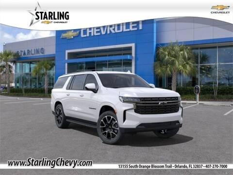 2021 Chevrolet Suburban for sale at Pedro @ Starling Chevrolet in Orlando FL