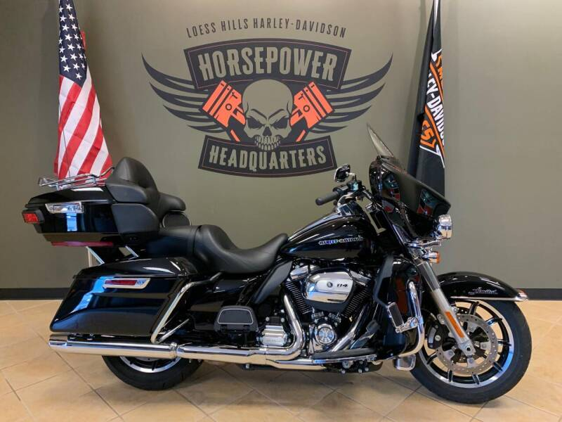 2019 Harley-Davidson Electra Glide for sale in Pacific Junction, IA