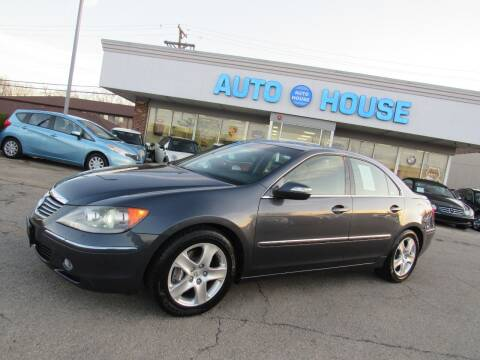 2006 Acura RL for sale at Auto House Motors in Downers Grove IL