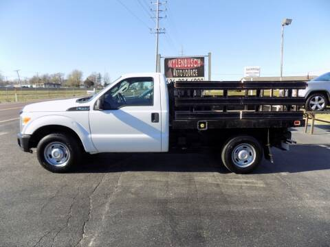 2012 Ford F-250 Super Duty for sale at MYLENBUSCH AUTO SOURCE in O` Fallon MO