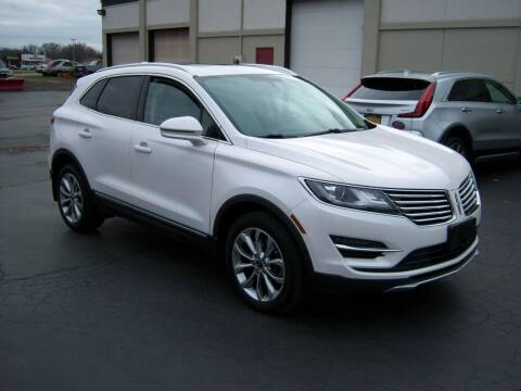 2018 Lincoln MKC for sale at Blatners Auto Inc in North Tonawanda NY