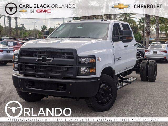 2020 Chevrolet Silverado 6500HD for sale in Orlando, FL