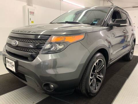 2015 Ford Explorer for sale at TOWNE AUTO BROKERS in Virginia Beach VA