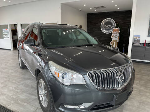 2014 Buick Enclave for sale at Evolution Autos in Whiteland IN