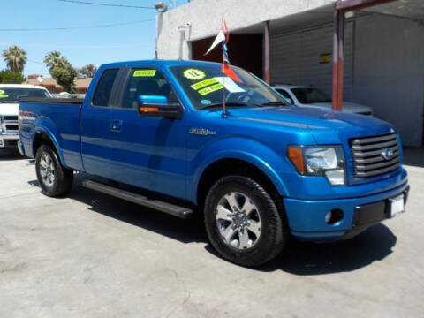 2012 Ford F-150 for sale at Bell's Auto Sales in Corona CA