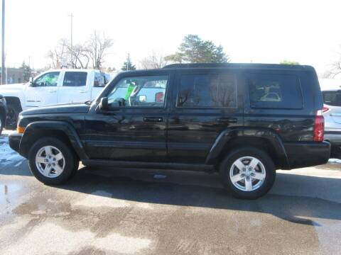 2008 Jeep Commander for sale at MCQUISTON MOTORS in Wyandotte MI