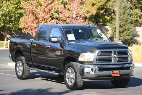 2014 RAM Ram Pickup 2500 for sale at Sac Truck Depot in Sacramento CA