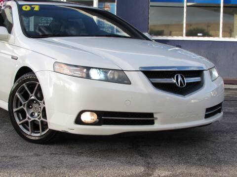 2007 Acura TL for sale at Orlando Auto Connect in Orlando FL
