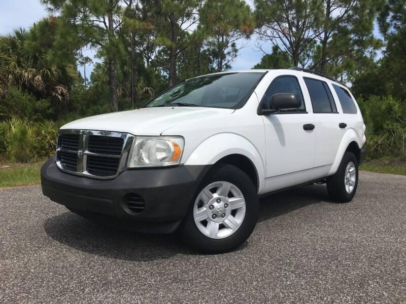 2007 Dodge Durango for sale in Port Richey, FL