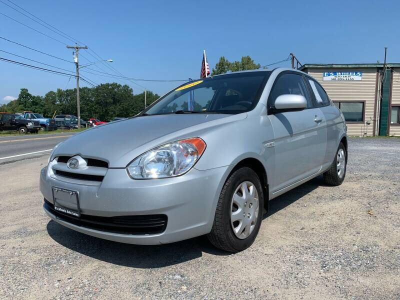 2010 Hyundai Accent for sale at E's Wheels Auto Sales in Hudson Falls NY