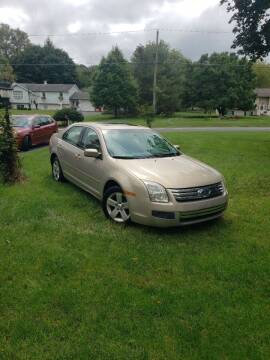 2006 Ford Fusion for sale at Alpine Auto Sales in Carlisle PA