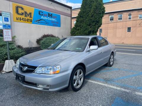 2003 Acura TL for sale at Car Mart Auto Center II, LLC in Allentown PA