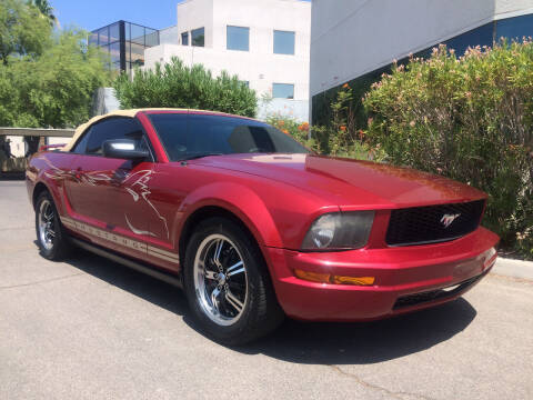 2005 Ford Mustang for sale at Nevada Credit Save in Las Vegas NV