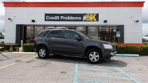 2008 Pontiac Torrent for sale at Car Depot in Miramar FL