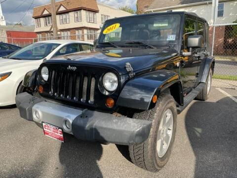 2011 Jeep Wrangler for sale at Buy Here Pay Here Auto Sales in Newark NJ