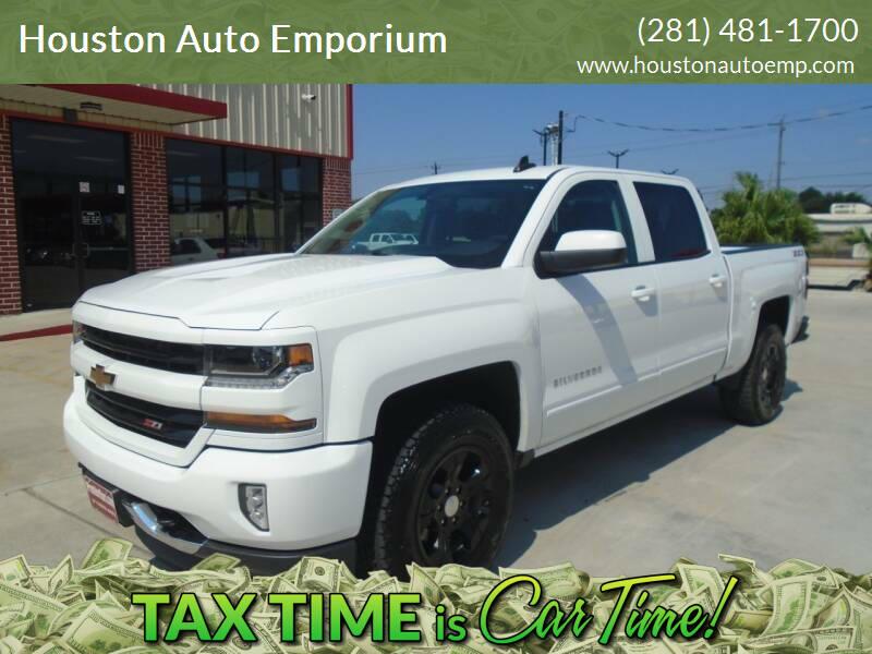 2018 Chevrolet Silverado 1500 for sale at Houston Auto Emporium in Houston TX