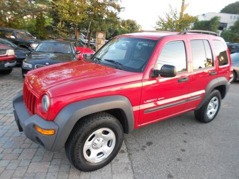 2003 Jeep Liberty for sale at Precision Auto Sales of New York in Farmingdale NY