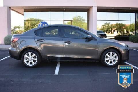 2011 Mazda MAZDA3 for sale at GOLDIES MOTORS in Phoenix AZ