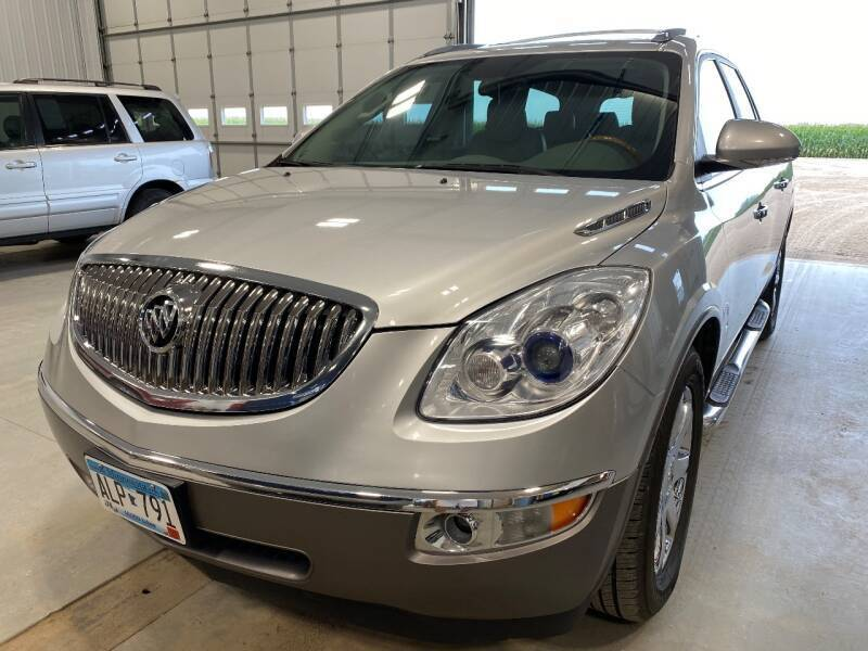 2009 Buick Enclave for sale at RDJ Auto Sales in Kerkhoven MN