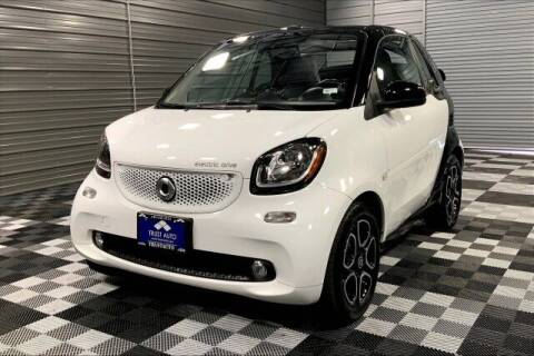 2018 Smart fortwo electric drive for sale at TRUST AUTO in Sykesville MD