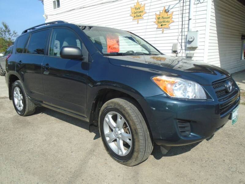 2012 Toyota RAV4 for sale at Wimett Trading Company in Leicester VT