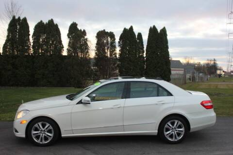 2011 Mercedes-Benz E-Class for sale at D & B Auto Sales LLC in Washington Township MI