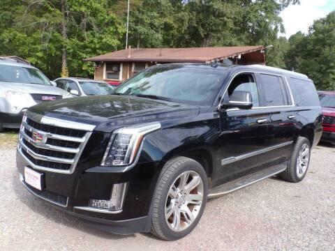 2017 Cadillac Escalade ESV for sale at Select Cars Of Thornburg in Fredericksburg VA