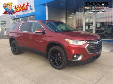 2021 Chevrolet Traverse for sale at DON'S CHEVY, BUICK-GMC & CADILLAC in Wauseon OH