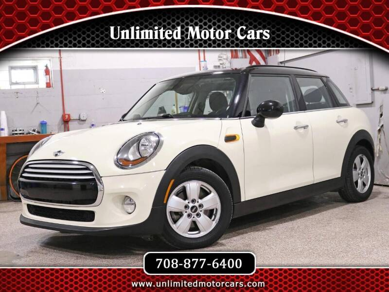 2015 MINI Hardtop 4 Door for sale at Unlimited Motor Cars in Bridgeview IL