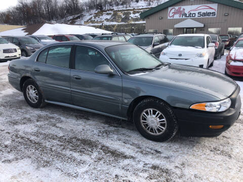 2005 Buick LeSabre for sale at Gilly's Auto Sales in Rochester MN