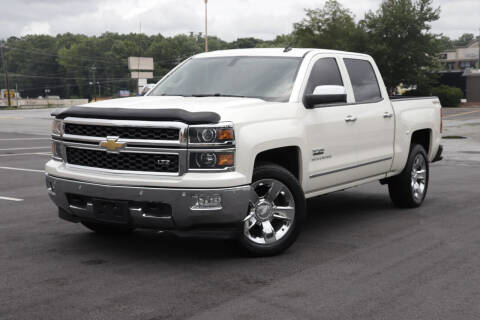 2014 Chevrolet Silverado 1500 for sale at Auto Guia in Chamblee GA