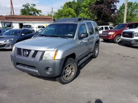 2006 Nissan Xterra for sale at Nonstop Motors in Indianapolis IN
