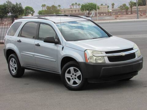 2005 Chevrolet Equinox for sale at Best Auto Buy in Las Vegas NV