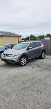 2012 Nissan Murano for sale at Chicago Auto Exchange in South Chicago Heights IL