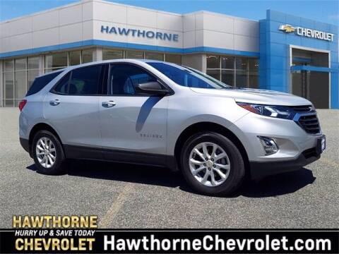 2018 Chevrolet Equinox for sale at Hawthorne Chevrolet in Hawthorne NJ