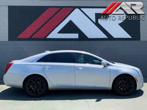 2017 Cadillac XTS for sale at Auto Republic Fullerton in Fullerton CA