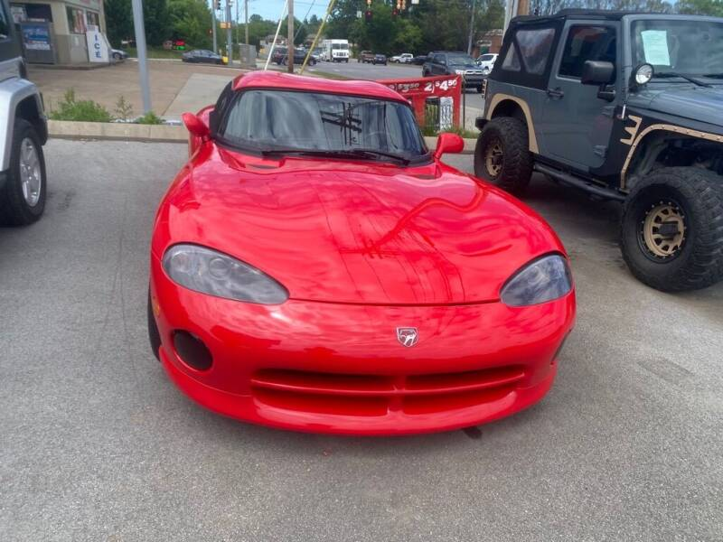 1994 Dodge Viper for sale at Z Motors in Chattanooga TN