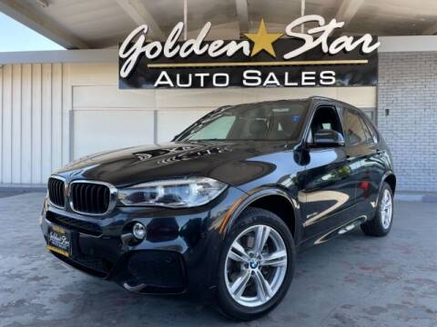 2015 BMW X5 for sale at Golden Star Auto Sales in Sacramento CA
