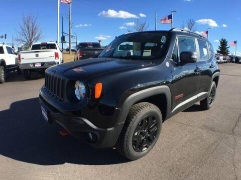 2018 Jeep Renegade for sale at Waconia Auto Detail in Waconia MN