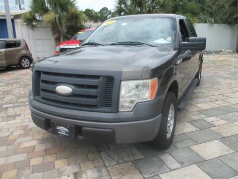 2009 Ford F-150 for sale at Affordable Auto Motors in Jacksonville FL