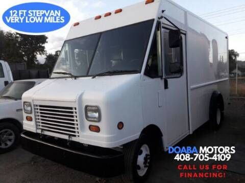 2012 Ford E-Series Chassis for sale at DOABA Motors - Step Vans in San Jose CA