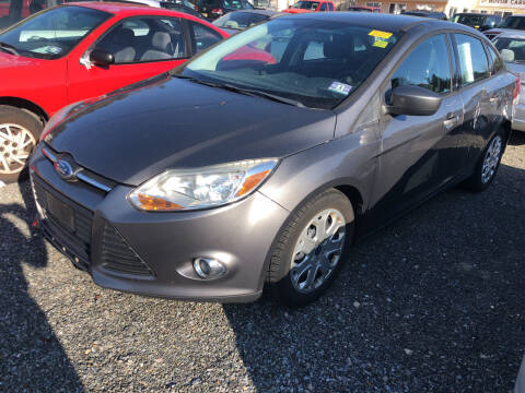 2012 Ford Focus for sale at Century Motor Cars in West Creek NJ