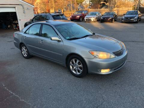 2005 Toyota Camry for sale at HZ Motors LLC in Saugus MA