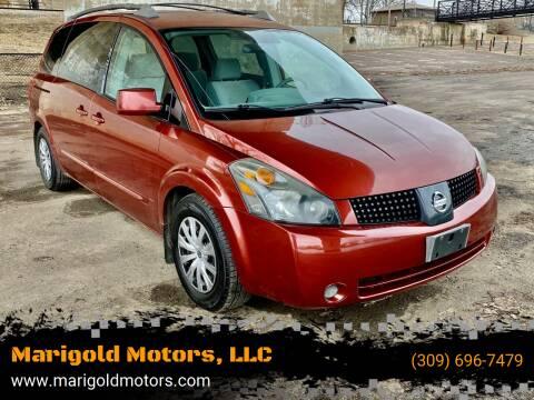 2005 Nissan Quest for sale at Marigold Motors, LLC in Pekin IL